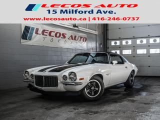 Used 1971 Chevrolet Camaro for sale in North York, ON