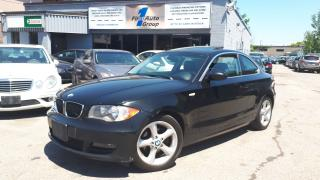 Used 2009 BMW 1 Series 128i 6 spd. for sale in Etobicoke, ON