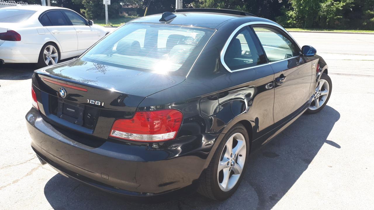 2009 BMW 1 Series 128i 6 spd.