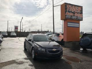 Used 2011 Chevrolet Cruze LS+ w/1SB**ONLY 133KMS** for sale in London, ON