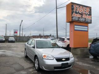 Used 2006 Chevrolet Malibu LT***ONLY 104 KMS***RUNS GREAT***AS IS SPECIAL for sale in London, ON