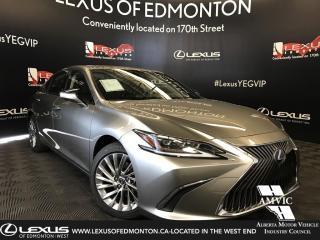 New 2019 Lexus ES 300 h Ultra Luxury Package for sale in Edmonton, AB