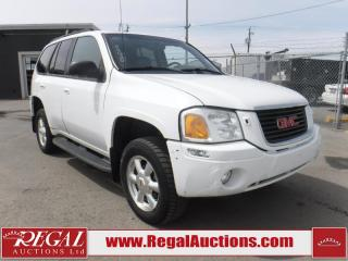Used 2003 GMC Envoy 4D Utility 4WD for sale in Calgary, AB