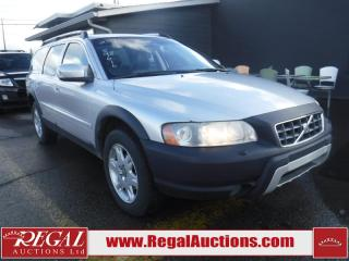 Used 2007 Volvo V70 XC 4D WAGON AWD for sale in Calgary, AB