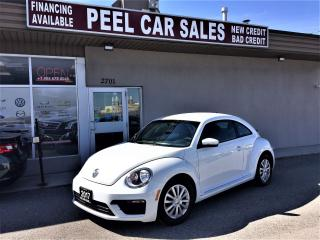 Used 2017 Volkswagen Beetle Classic|REARVIEW|HEATEDSEATS| for sale in Mississauga, ON