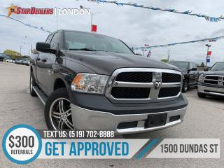 Used 2015 RAM 1500 ST | HEMI | 4X4 | RUNNIG BOARDS for sale in London, ON