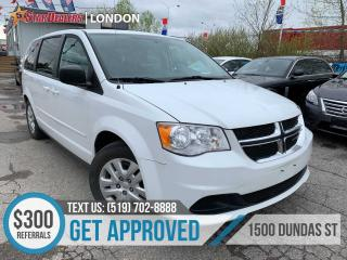 Used 2015 Dodge Grand Caravan SXT | STOW-N-GO for sale in London, ON