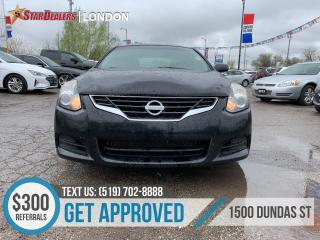 Used 2011 Nissan Altima for sale in London, ON