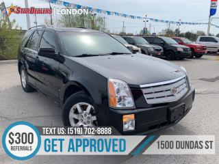 Used 2007 Cadillac SRX V6 | AWD | LEATHER | PANO ROOF | HEATED SEATS for sale in London, ON