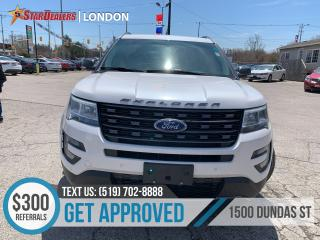 Used 2017 Ford Explorer for sale in London, ON