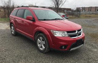 Used 2012 Dodge Journey SXT | 7PASS | ROOF | REMOTE START for sale in London, ON