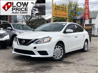 Used 2016 Nissan Sentra AllPowerOpti*HtdSeats*Bluetooth*Automatic* for sale in Toronto, ON