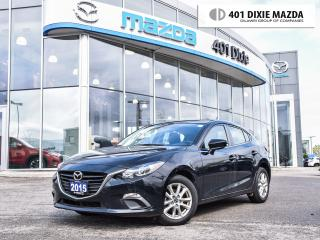 Used 2015 Mazda MAZDA3 Sport GS|1.9% FINANCE AVAILABLE|1 OWNER|NO ACCIDENTS for sale in Mississauga, ON