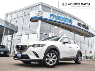 Used 2016 Mazda CX-3 GX|1.9% FINANCE AVAILABLE|NO ACCIDENTS for sale in Mississauga, ON