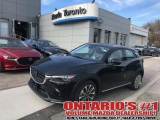 Used 2019 Mazda CX-3 GT for sale in Toronto, ON