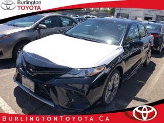 New 2019 Toyota Camry XSE for sale in Burlington, ON