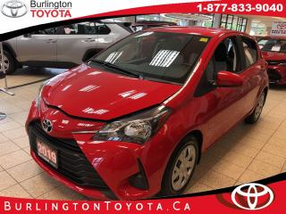 New 2019 Toyota Yaris LE for sale in Burlington, ON