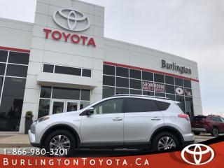 Used 2016 Toyota RAV4 Hybrid XLE EXTENDED WARRANTY for sale in Burlington, ON