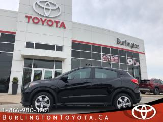 Used 2016 Honda HR-V LX ALL WHEEL DRIVE for sale in Burlington, ON