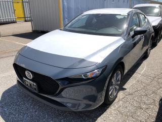 New 2019 Mazda MAZDA3 Sport GS at AWD for sale in North Vancouver, BC