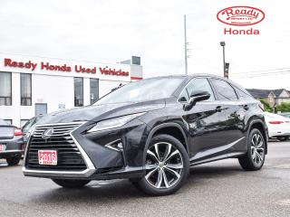 Used 2016 Lexus RX 350 Luxury - Navigation - Leather - Panoramic  Roof for sale in Mississauga, ON