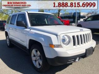 Used 2016 Jeep Patriot Sport/North for sale in Richmond, BC