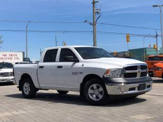 Used 2017 RAM 1500 SXT**4X4**Crew CAB**5.0 Touchscreen**Back UP CAM for sale in Mississauga, ON
