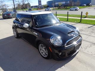 Used 2013 MINI Cooper Cooper S. JOHN COOPER WORKS PKG. NAVI.PANO for sale in Etobicoke, ON