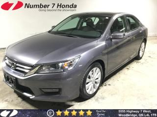 Used 2015 Honda Accord EX-L| Leather, Sunroof, Backup Cam! for sale in Woodbridge, ON