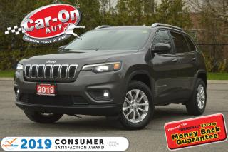 Used 2019 Jeep Cherokee 4x4 REAR CAM NAV READY BLUETOOTH ALLOYS LOADED for sale in Ottawa, ON