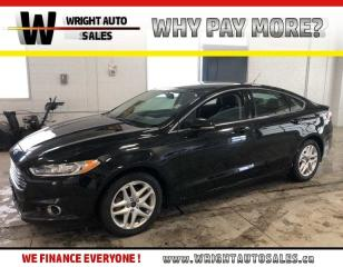 Used 2016 Ford Fusion SE|LEATHER|BACKUP CAMERA|HEATED SEATS|82,433 KM for sale in Cambridge, ON