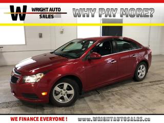 Used 2014 Chevrolet Cruze 2LT|LEATHER|BACKUP CAMERA|LOW MILEAGE|39,625 KMS for sale in Cambridge, ON