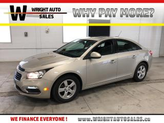 Used 2015 Chevrolet Cruze 2LT|LEATHER|SUNROOF|53,191 KMS for sale in Cambridge, ON