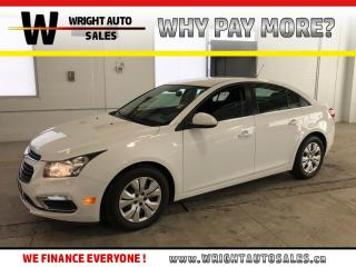 Used 2015 Chevrolet Cruze 1LT|LOW MILEAGE|BLUETOOTH|BACKUP CAMERA|24,803 KM for sale in Cambridge, ON