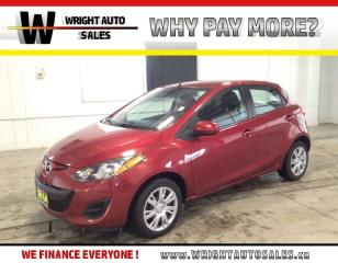 Used 2014 Mazda MAZDA2 GX|LOW MILEAGE|KEYLESS ENTRY|41,012 KMS for sale in Cambridge, ON