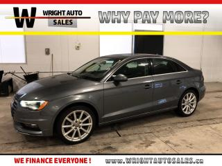 Used 2015 Audi A3 2.0T|AWD|LEATHER|SUNROOF|NAVIGATION|109,088 KM for sale in Cambridge, ON