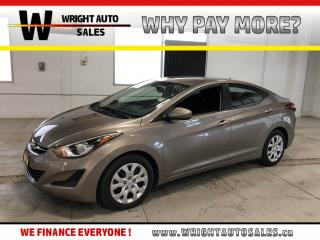 Used 2016 Hyundai Elantra GL|LOW MILEAGE|BLUETOOTH|43,705 KMS for sale in Cambridge, ON
