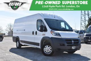 Used 2017 RAM 3500 ProMaster High Roof - One Owner, Well Maintained for sale in London, ON