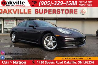 Used 2014 Porsche Panamera 4 | PASM | PREM PLUS | NO ACCIDENT | FACELIFT for sale in Oakville, ON