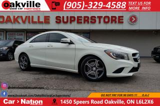 Used 2015 Mercedes-Benz CLA-Class CLA250 4MATIC | PANO ROOF | BACK UP CAM | NAV for sale in Oakville, ON