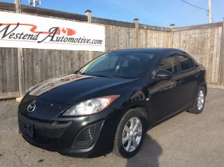Used 2010 Mazda MAZDA3 GX for sale in Stittsville, ON