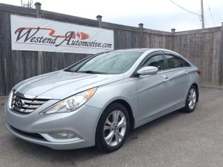 Used 2012 Hyundai Sonata LIMITED for sale in Stittsville, ON