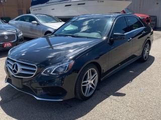 Used 2015 Mercedes-Benz E-Class E400 4MATIC|AMG|Navigation|Backup Camera|Blind Spot for sale in Toronto, ON