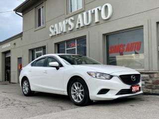 Used 2014 Mazda MAZDA6 4dr Sdn 2.5L for sale in Hamilton, ON