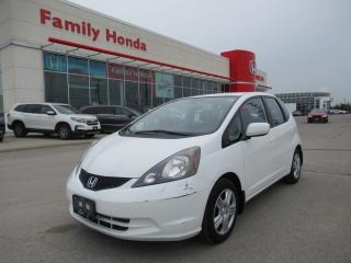 Used 2014 Honda Fit LX for sale in Brampton, ON