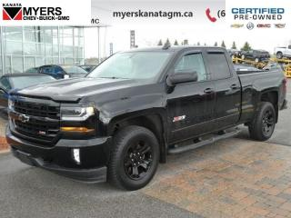 Used 2017 Chevrolet Silverado 1500 LT - Bluetooth for sale in Ottawa, ON
