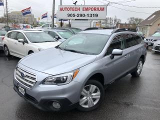Used 2015 Subaru Outback 2.5i Backup Camera/Heated Seats/Bluetooth&GPS* for sale in Mississauga, ON