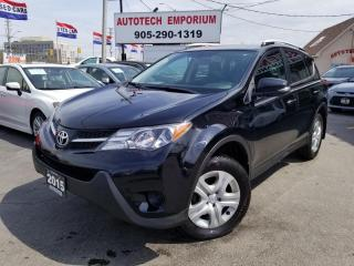 Used 2015 Toyota RAV4 LE Camera/Bluetooth/All Power&GPS* for sale in Mississauga, ON