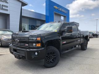 Used 2018 Chevrolet Silverado 2500 DO 2500H4WD CRE 1GC1KWEY* for sale in Barrie, ON