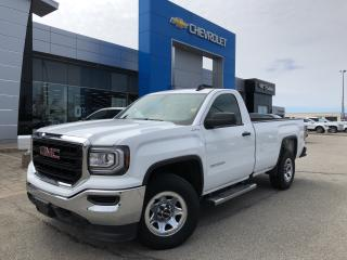Used 2016 GMC Sierra 1500 4WD REG CAB 119 for sale in Barrie, ON
